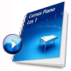 cursus piano les
